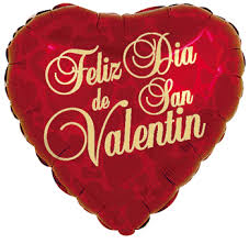 Día de San Valentín.