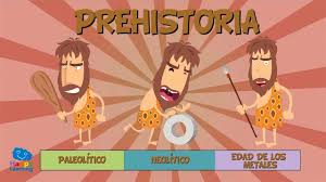 La Prehistoria en E. Infantil.