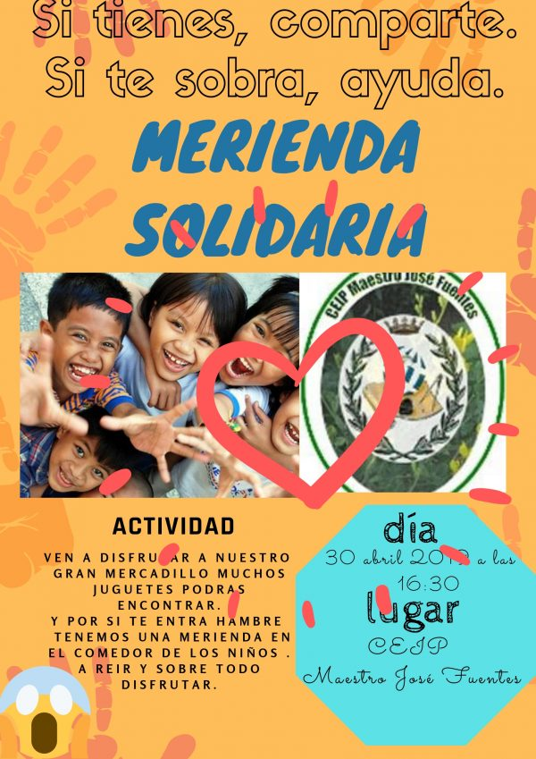 MERCADO SOLIDARIO 2019
