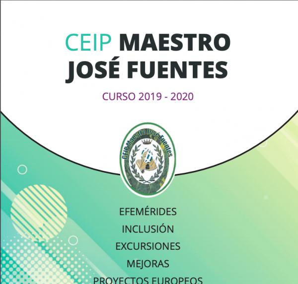 REVISTA CURSO 2019-20