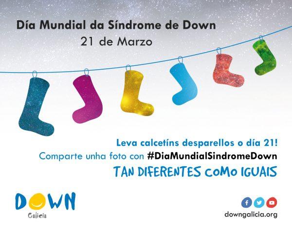 Día Mundial Síndrome Down