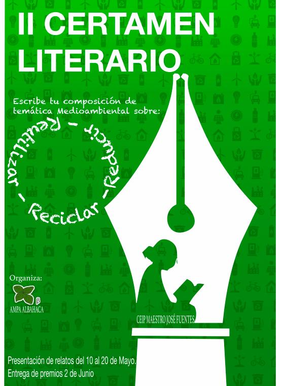 II Certamen Literario AMPA Albahaca